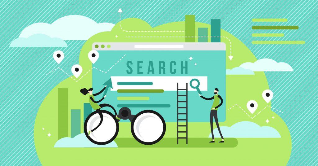 Schema Markup Search Page Green | Greenbaum Stiers Strategic Marketing Group